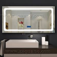 full length lighted wall mirrors lighted bathroom wall mirror large inspirational amazon decoraport