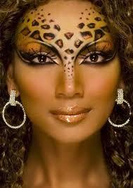 best 25 leopard makeup ideas on pinterest leopard costume