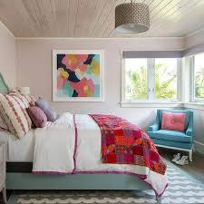 Taupe And Pink Bedroom Bedroom Taupe Plank Ceiling Design Ideas