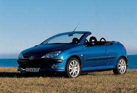blue peugeot for sale used blue peugeot 206 cc cars for sale on auto trader uk