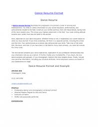 profile exle for resume exles of a resume description exle format