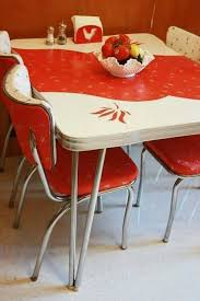 Best Retro Formica Kitchen Tables Images On Pinterest Retro - Retro dining room table