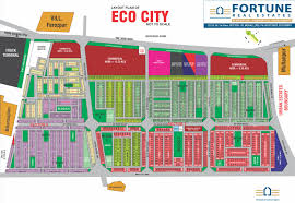 100 200 300 400 500 sq yd gaj plots in eco city mullanpur