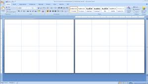 Word Templates For Reports Free Download How To Create Your Own Door Hangers Burris Computer Forms Step2