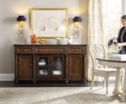 Dining Room Chest by Hooker Furniture Dining Room Leesburg Buffet 5381 75900