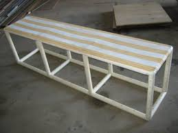 Pvc Bench Seat In Pool Seat For Sale In Garbutt On English