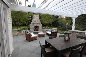 House Plans With Outdoor Living Space Outdoor Living Design New Jersey Rusk Enterprises Llc