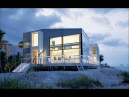 modern beachfront house plans homes zone