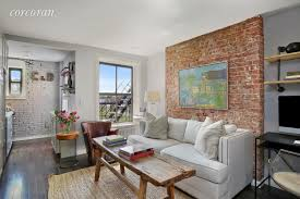 Rustic Chic Living Room by Rustic Chic Cobble Hill Condo With East River Views Wants 500k