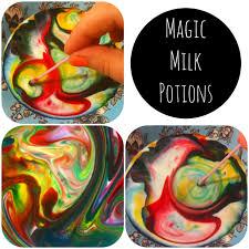 magic milk potions colors are magic