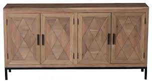 dinah reclaimed teak sideboard rustic buffets and sideboards