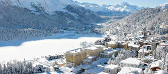 getting to st moritz in the engadin