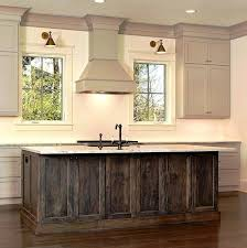 Almond Colored Kitchen Faucets Colored Kitchen Faucet Rustic Stained Kitchen Island And Sink