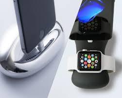 Phone Charging Stand by Zen Charging Dock Brings Calm In Pebble Shape Designboom Shop