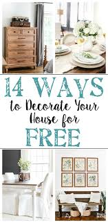 decorate pictures 14 ways to decorate your house for free bless er house