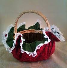 how to make decorative baskets another cute christmas in july