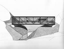 House Project by Craig Ellwood Weekend House Project 1964 Unbuilt On Behance
