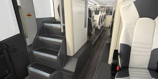 Double Decker Bus Floor Plan Vdl Bus U0026 Coach New Vdl Futura Double Decker Milestone In