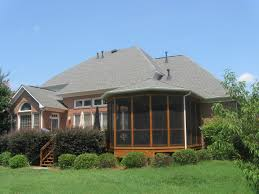 which roof design is the best for my screen porch archadeck of