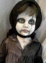 Scary Baby Doll Halloween Costume Diane Seitzer Diane8516