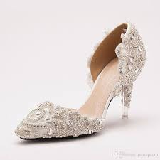 wedding shoes for wide hot promotion luxury bridal shoes appliques wedding shoes