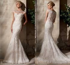 jeweled wedding dresses summer style jeweled lace wedding dress 2015 button back