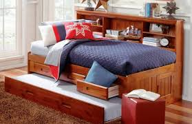 upholstered storage headboard daybed bedroom awesome bedroom trundle beds for queen daybed