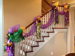 mardi gras decorations to make mardi gras party decorations ideas