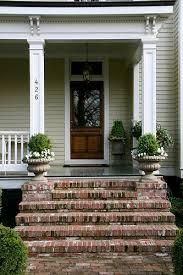 best 25 front porch steps ideas on pinterest siding colors