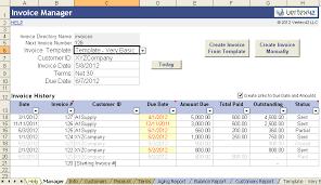 invoice on excel free printable invoice