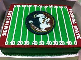 fsu grooms cake u0027s cakes u0026