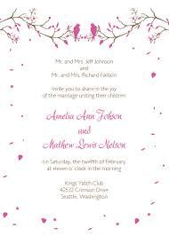 Love Bird Wedding Invitations Love Birds Wedding Invitation Look Love Send