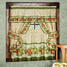 Kitchen Valances And Tiers by 18 Best Kitchen Curtain Images On Pinterest Kitchen Curtains
