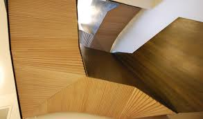 Plywood Stairs Design Monolithic Stepped Plywood Soffit Staircase U201d Diapo Staircase
