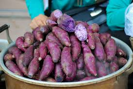 how to make yams for thanksgiving dinner all about purple sweet potatoes