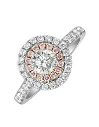 engagement rings brisbane rand white gold brilliant cut diamond engagement ring with