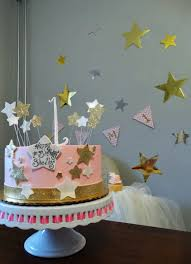 twinkle twinkle little star first birthday party