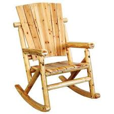Big Rocking Chair In Texas Rocking Chairs Patio Chairs The Home Depot