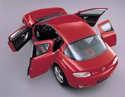 mazda rx 2001 mazda rx 8 concept review supercars net
