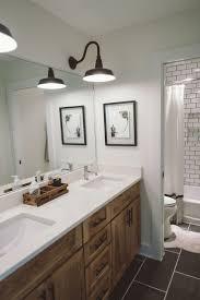 Lights For Bathroom by Farmhouse Lighting For Bathroom Interiordesignew Com