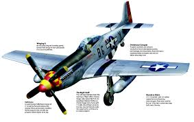 american p 51d mustang fighter bomber historynet