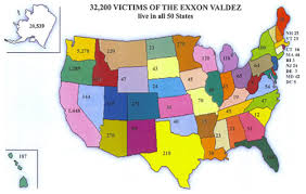 us map states high resolution the whole history of the exxon valdez spill