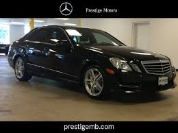 paramus mercedes used 2013 mercedes e class for sale paramus nj