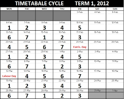 timetable scott duncan