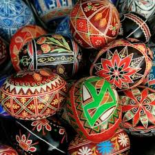 pysanky designs hanky pysanky on goose egg pysanka all varnished up and