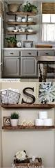 Kitchen Wall Shelves by Floating Shelves For Kitchen Gallery Also Best Ideas About Ikea