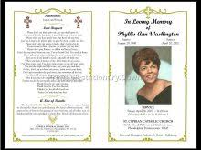 Programs For Funeral Services Programs For Funerals Templates Free Resume