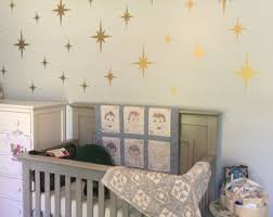 Sparkle Wall Decor Gold Wall Decal Etsy