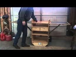 Camp Kitchen Chuck Box Plans by Dollibox Patrol Box Chuck Box Wow This Guy Gave This An