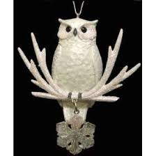 harry potter inspired owl ornaments hooters for